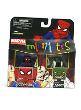 Marvel Minimates Six-Armed Spider-Man & Lizard TRU Series 9 Toys-R-Us New In Box