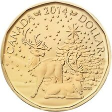2014 Canada Holiday Gift Set of Coins