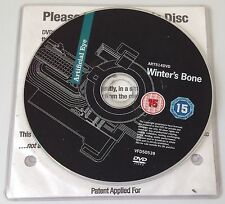DVD: WINTER'S BONE - Rated 15 - disc only - replacement