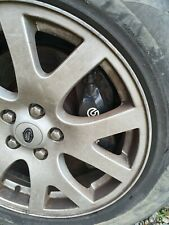 Range rover sport brembo brake conversion