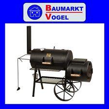 """Original JOE'S BBQ Smoker 16"""" Spezial mit Kochplatte"""