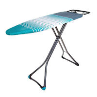NEW Minky Aerial Ironing Board – 122 x 43cm Extra Wide and Height