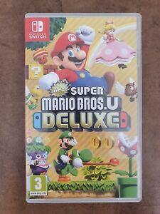 New Super Mario Bros. U Deluxe Édition / Nintendo Switch