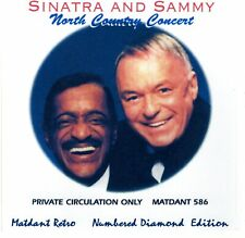 Frank Sinatra and Sammy Davis Jr.- The North Country Concert-  Numbered Edition