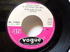 PETULA CLARK Mille mille Grazie / Gigolo Gigolino DV 14066 JUKE BOX