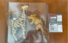 Transformer Beast Wars Longrack VS Guiledart Figure Figurine Toy TAKARA
