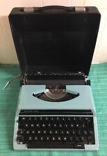 Silver Reed SR180 DE LUXE Vintage Typewriter