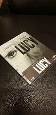 Lucy Japan Blu ray Steelbook Ovp