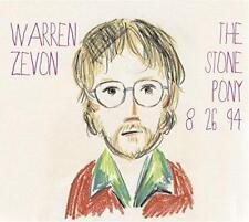 Warren Zevon - The Stone Pony 8/26/94 (NEW CD)