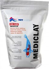 NT Labs Koi Care Mediclay 1.5kg Water Purifier Clay For Pond Fish Koi Goldfish