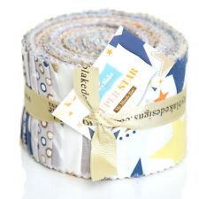 "Super Star 2.5"" Fabric Strips Rolie by Zoe Pearn/My Mind's Eye/Riley Blake 22 pc"