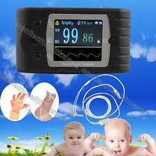 Infant Pulse Oximeter,SPO2 Monitor,CMS60C+USB+Free Advanced Analysis SW,warranty