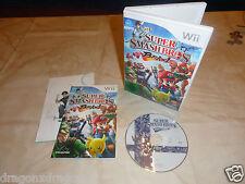 Super Smash Bros. Brawl (Nintendo Wii & Wii U), deutsche PAL-Version