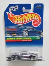 HOT WHEELS 1998 DASH 4 CASH SERIES JAGUAR XJ220 WIRE WHEELS