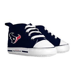 Houston Texans NFL Pre-Walker High-Top Baby Shoes Hightops