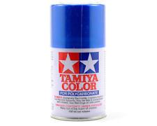Colore in Spray per lexan policarbonato Ps-16 Metallic Blue lucido Tamiya 100 ml