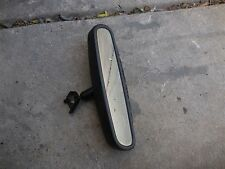 MAZDA RX-8 2004-2011 USED OEM REAR VIEW MIRROR AUTOMATIC DIMMING (FITS: MAZDA)