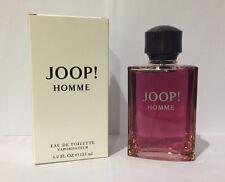 Joop Homme By Joop 4.2 Oz / 125 ML EDT Spray Brand New *Tester* Cologne For Men