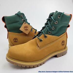Timberland 6 Inch Premium Waterproof Boot ReBOTL Wheat Womens Nubuck RRP £170