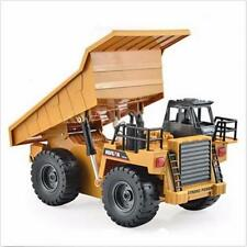 6 Channel Functional Dump Truck toy Car Vehicle Electric RC Remote Control