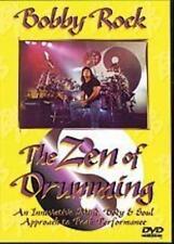 Bobby Rock The Zen of Drumming [DVD] [2002] NTSC DVD
