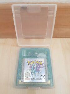 Nintendo Game Boy Color Pokemon Versione Cristallo