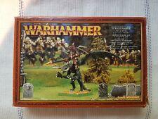 Warhammer Citadel Condes Vampiro pesadilla & Blood Dragon Alado Metal fuera en Caja