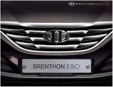 Brenthon Grill Trunk Horn Wheel Emblem Badge For 2011~2014 Hyundai Sonata 7PC