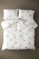 New With Tags Urban Outfitters Mabel Floral Print Duvet Cover Set Double