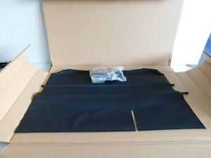 Gepäckraumabdeckung Laderaumabdeckung Rollo schwarz Original  Smart ForFour 454