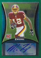 2008 Bowman Chrome RC Autographs Green #BC86 Malcolm Kelly Auto #/150