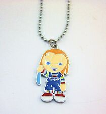 """""""Chucky"""" Necklace Of Child's Favorite Play Movie Worthy Of Collection To Fans"""