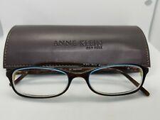 c852d018ae9f  250 retail ANNE KLEIN DESIGNER GLASSES RX FRAMES AK8021 K5172 49-17-135 w
