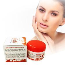 Goji Berry Facial Cream Eye Cream Face Whitening Skin Care Anti Aging Wrinkle LU