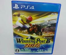 PS4 Winning Post 8 2016 Japan