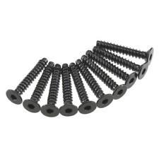 Axial Hex Socket Tap Flat Head M3x18mm Black (10) AXA468