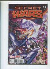 Secret Wars #7 Near Mint   Marvel Comics     X1