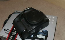 Canon EOS 5D Mark III 22.3MP Digital SLR Camera Body Only excellent condition