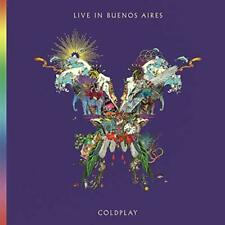 Coldplay - Live In Buenos Aires (2 Cd) (UK IMPORT) CD NEW