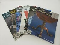 Fine WoodWorking Magazine  1987 (6) Issues 62-67