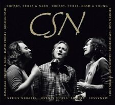 Crosby, Stills & Nash-Crosby, Stills & Nash (box-set) 4 CD Rock Nuovo