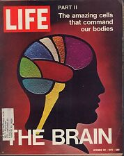 "LIFE October 22,1971 The Brain Pt 2 / ""Superstar"" on Broadway / Childproof Conta"