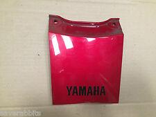 Yamaha YBR125 2010-2016 Rojo Tapa Trasera Carenado Panel Asiento Carpintero Trim