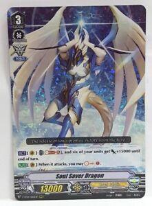 Bushiroad Cardfight!! Vanguard Soul Saver Dragon V-BT01/005EN RRR Near Mint