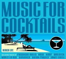 Music for Cocktails 9 Beach Life 2CDs Waldeck Gotan Project