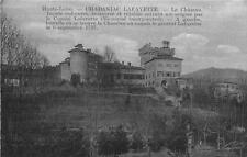 CPA 43 CHADANIAC LAFAYETTE CHATEAU
