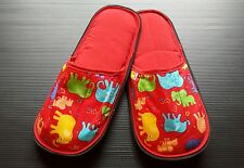 New Elephant Cotton Soft  Slippers Shoes Home Indoor Women