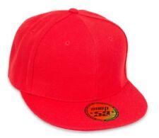 Cappelli da donna visiera rossa