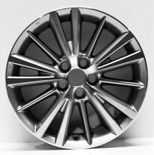 "Toyota Corolla 2014 2015 2016 2017 2018 16"" OEM Replacement Rim 75150B 4261102M5"