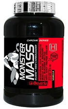 BEVERLY NUTRITION - MONSTER MASS 2,5 KG - CHOCOLATE - CARBOHIDRATO - GAINER